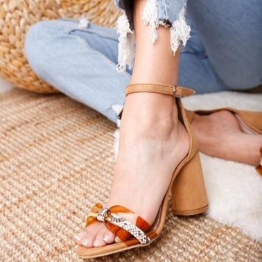 Limoya Ayakkabı Camel